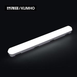 번개표 엘바 LED 일자등 형광등 30W 방등 거실등
