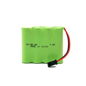 충전식 제품용 니켈수소 600MA 고용량 충전팩