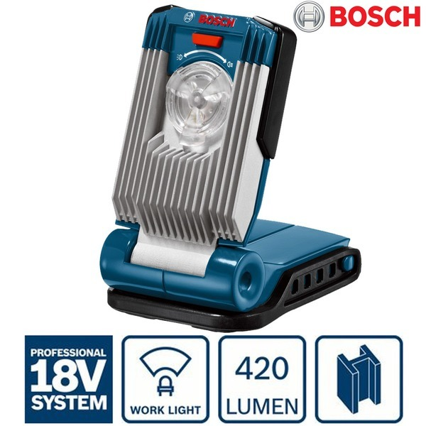 BOSCH 베어툴 LED작업등 VariLED/420LU 충전식 작업등