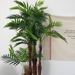 대형 야자수(2M) 5그루 세트상품/조화나무/대형화분