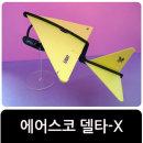 에어스코 델타-X Delta-X 전동비행기 / 대용량 콘덴서