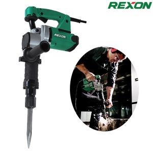 REXON 파괴해머/파쇄해머 6각17mm 해머드릴 뿌레카