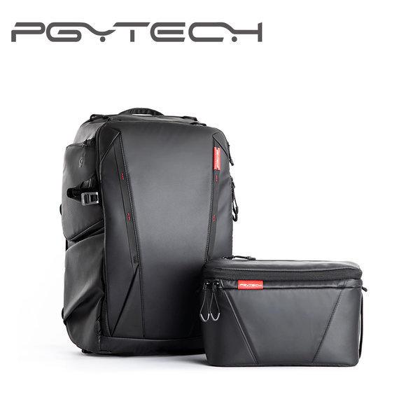 아랑 PGYTECH OneMo 카메라 백팩 25L 숄더백포 Black
