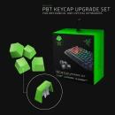 PBT Keycap Set (Razer Green) 레이저 PBT 키캡