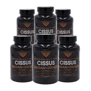 6개 앱소뉴트릭스 시서스 가루 분말 1600 mg 120 캡슐