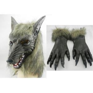 늑대 장갑 늑대인간 분장 할로윈 울프 늑대손 괴물
