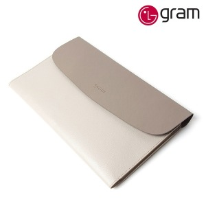 2018년형 올뉴그램 14인치 정품가죽파우치/LG 14ZD980