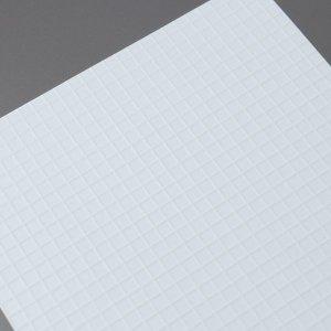 (CRENJOY) 정사각모양 타일쉬트 흰색:6.4mm