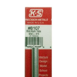 (CRENJOY) 알루미늄 튜브 7.2 x 305mm