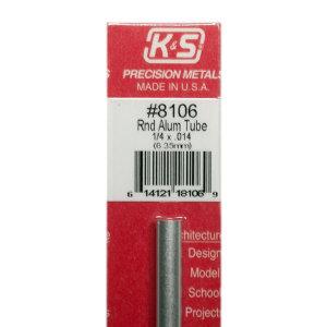 (CRENJOY) 알루미늄 튜브 6.4 x 305mm