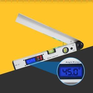 디지털 각도기 전자 각도자 각도 측정기 정밀 수평계