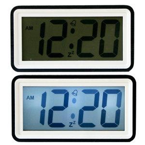 건전지로 동작 디지털 전자 벽걸이 탁상 알람 시계