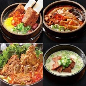 즉석국 600g/볶음밥/갈비탕/육개장/곰탕/해장 국밥