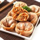 산동김치왕만두1.4kg 2봉/왕만두 무료배송