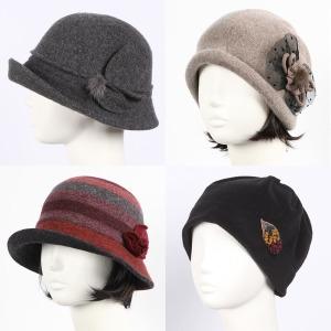 겨울 여성 모자 벙거지 두건 기모 비니 엄마 중년 챙