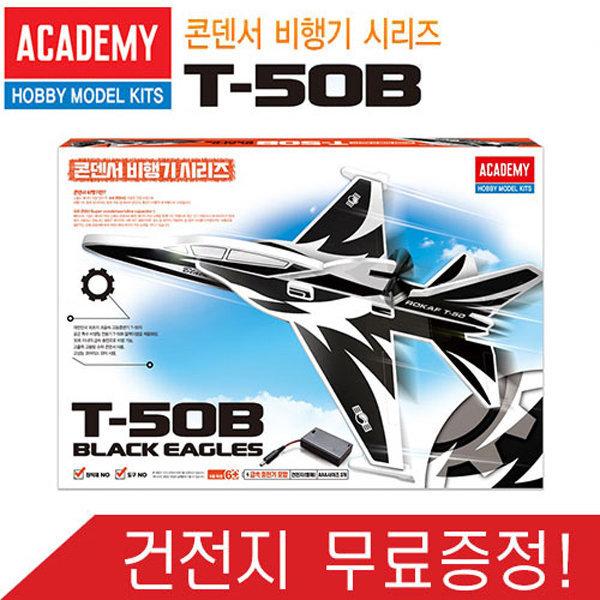 T-50B 블랙이글 / 콘덴서 비행기 / 전동글라이더 -학교