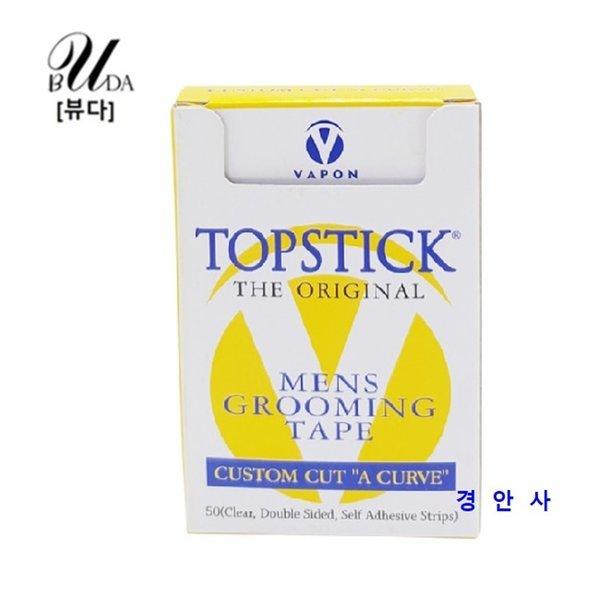 뷰다 탑스틱 가발 테이프 (미국 바폰사 정품) -25매