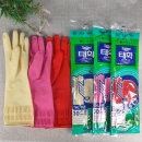 태화 고무장갑 꽃밴 (L) 1개 피부보호 주방 세탁