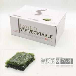 농부플러스 국산 참기름으로 구운 광천김 재래김 10봉