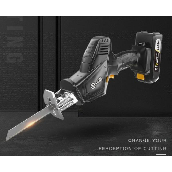 전기 왕복 톱 충전식 리튬 전기톱 가정용 12V - 옥션