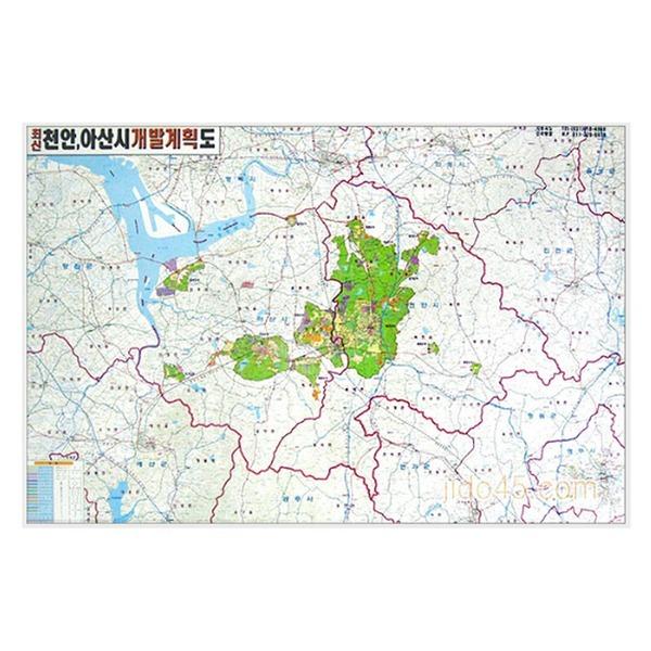 천안아산 도시개발계획도/도시계획상세표기/산업단지