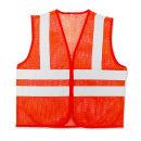 그린파크 PO-111 안전조끼 오렌지 망사조끼 작업복