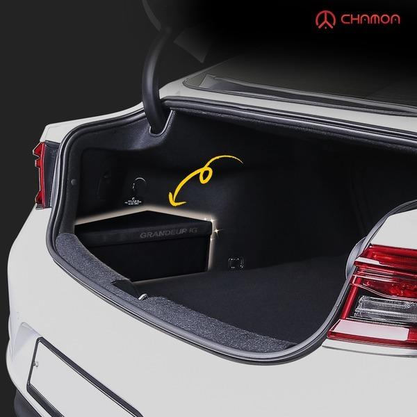 럭셔리 빌트인 자동차 트렁크 정리함 차종별 맞춤형