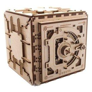 179피스 목재 입체퍼즐 - 유기어스 금고