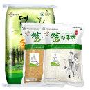 대나무향미 백미10kg 현미5kg 백미5kg 현미쌀 당일배송