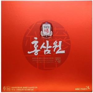 정관장 홍삼원 70ml 60포 (쇼핑백 증정)