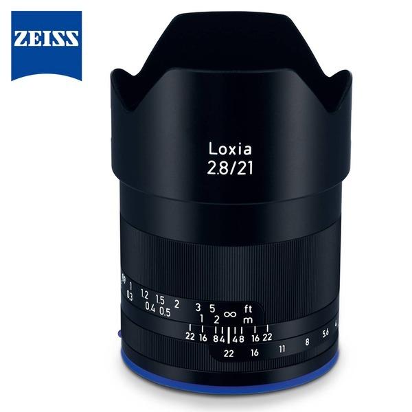 록시아 Loxia 21mm F2.8 (소니FE마운트/MF렌즈)