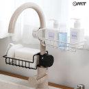 OMT 비누 수세미 싱크대 걸이 틈새수납선반 OSO-T112