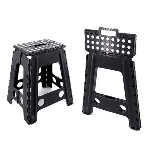 컬러블럭의자 접이식 간이의자 휴대용 간편 미니의자