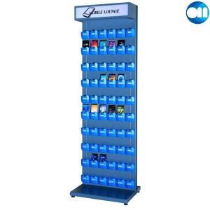 휴대폰보관함 S60H 스탠드형/포켓60개 휴대폰보관