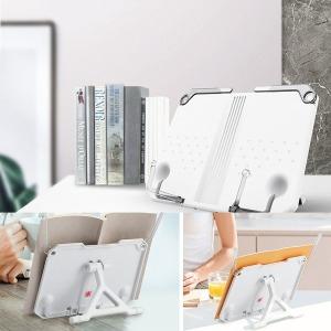 ABS독서대 공시생 각도조절 책받침 고시 휴대용 인강