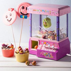 캔디머신 캔디크레인 선물뽑기 인형사탕 미니뽑기기계