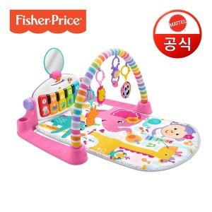 디럭스 피아노 아기체육관 핑크