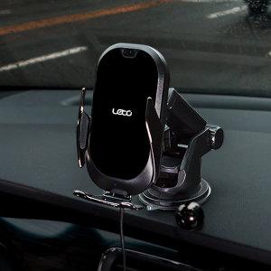 차량용 초고속 무선충전 자동 핸드폰 거치대 LWC-C02A
