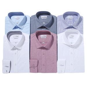 듀퐁-남성셔츠  듀퐁셔츠 긴소매슬림핏 9종택1