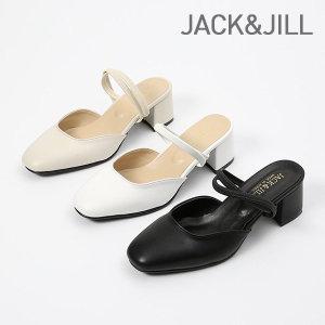 잭앤질 5cm 밴딩 스트랩 슬링백(JA0153)