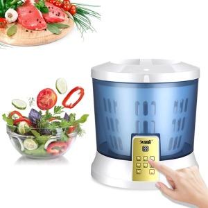 과일체소세척기 농약잔여물제거살균독소분해영양보존6L
