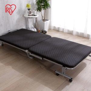 아이리스 1인용 접이식 침대 간이침대 OTB-E