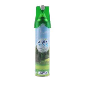 순수산소 816ml 무향 휴대용산소 산소캔 대용량산소