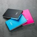 L2SU (500GB) 외장하드 추천 (레드) 휴대용 초슬림