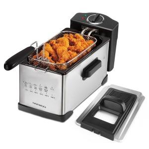 대우 전기튀김기 3리터 DEF-DX1000 가정용 감자튀김