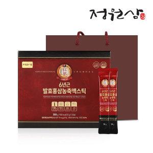 6년근 발효홍삼 농축액스틱 /홍삼스틱 10g x 30포