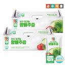 순수유기농 양배추즙 2박스(50포) 양배추브로콜리진액