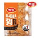 하림 버팔로 핫 스파이스 윙 2kg  (1kg 2봉)