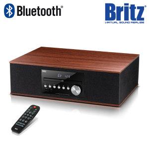 BZ-T7750 블루투스 오디오 스피커 CD플레이어 알람.