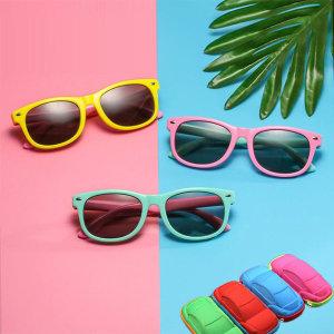 아기 유아 편광 선글라스 자외선차단 UV 아동썬글라스